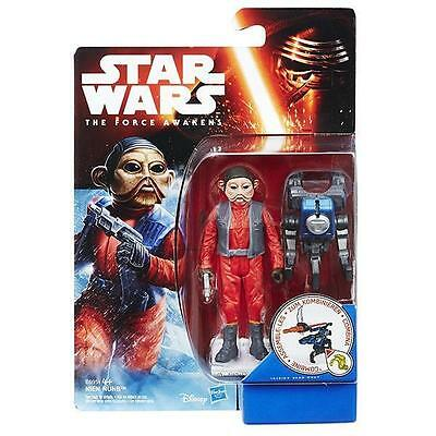 Star Wars The Force Awakens Nien Nunb action figure - New in stock