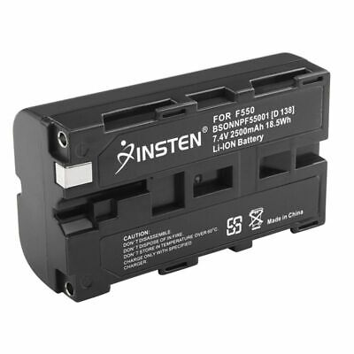 Battery For Sony NP-F570 NP-F550 NP-F530 NP-F330 New