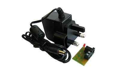 Gaugemaster GMC-WM4 Wall Mounted Transformer - 12v DC Smooth Regulated