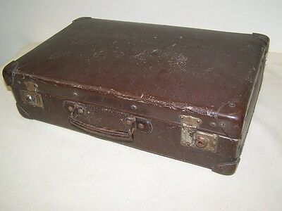 Beautiful old suitcase,Children suitcases Travel cases 1950s Years,Iconic,