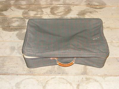 beautiful old suitcase Fabric Travel cases - Vintage Design, retro cult