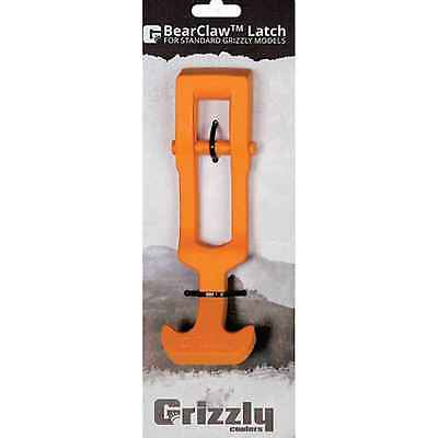 Grizzly Coolers Bear Claw Latch Orange, 300006