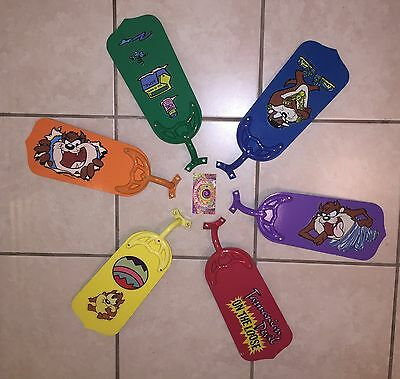Vintage 1992 Looney Tunes TAZMANIAN DEVIL Themed Replacement Ceiling Fan Blades