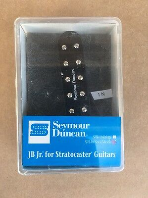 SEYMOUR DUNCAN JB Jr. For Stratocaster Guitars SJBJ Neck/Middle
