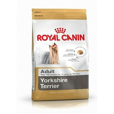 Croquettes Royal Canin Yorkshire Terrier 28 Adulte Sac 3 kg