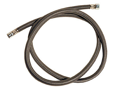 DANCO COMPANY - Faucet Hose, Pull-Out, Braided Gray Nylon, 57-In.