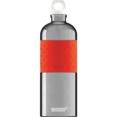 Sigg Cyd Alu 1.0l Unisex Accessory Water Bottle - Red One Size