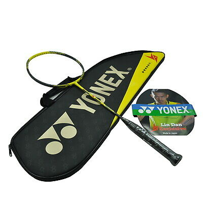 Yonex Badminton Racquet - Voltric Z Force II - Lin Dan Exclusive Limited Edition