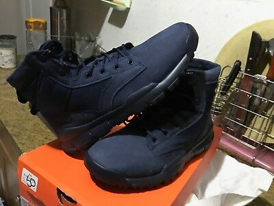 "Nike Special Field Boot 6"" Inches NSW Leather Obsidian Navy 862507 401 Men"