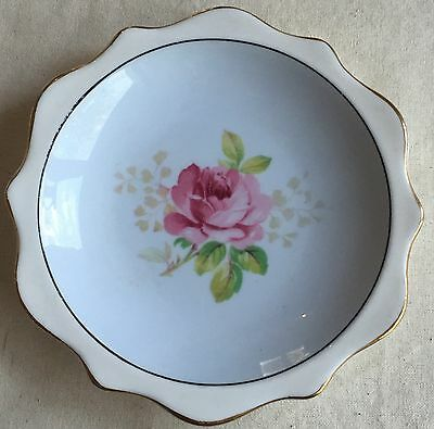 Vintage Royal Albert Floral Pin Dish