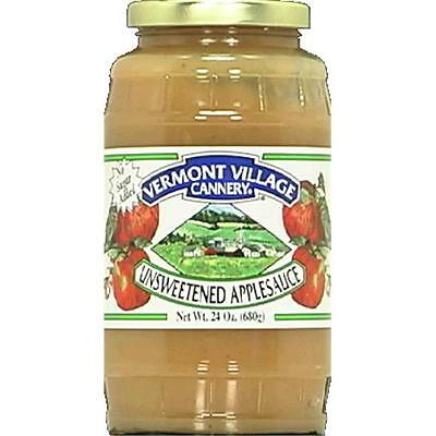 Apple Sauce Unsweetened -Pack of 6