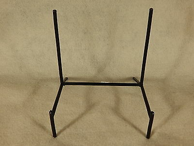 "ONE (1) XL Iron Metal Display Stand ** 6"" x 3"" x 5""  ** HEAVY DUTY"