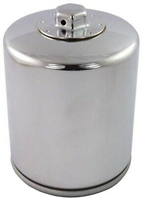 HiFlo Racing Chrome Oil Filter HF171CRC 14-1271 0712-0435 550-0171CR 314-0171CRC