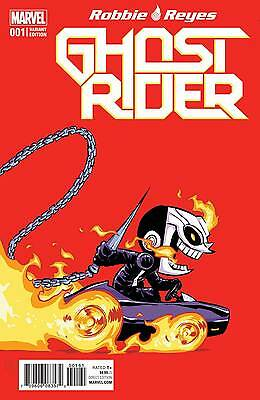 Now Ghost Rider # 1 NM Young Variant Cover Marvel