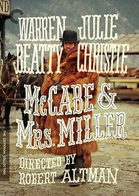 NEW McCabe & Mrs. Miller (The Criterion Collection) (DVD)