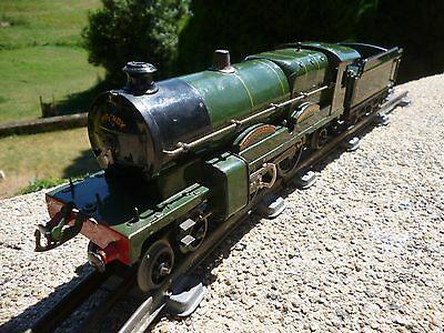 Hornby O Vintage GWR 4-4-2 Locomotive & Tender 4073 Caerphilly Castle