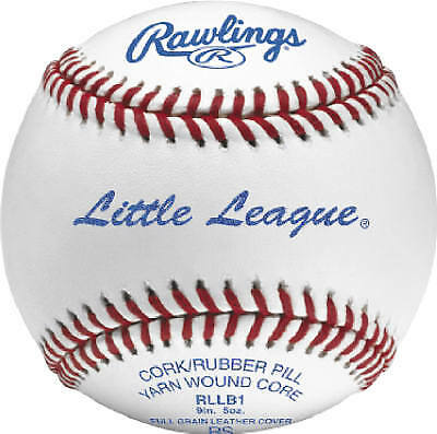 RAWLINGS SPORT GOODS CO - Official Little League Baseball