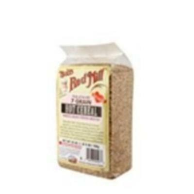 Bobs Red Mill 19523-2pack Bobs Red Mill 7 Grain Cereal 2x25 oz.