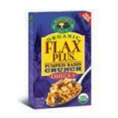 Natures Path Natures Path Flax Plus Pumpkin Crunch Cereal 6x12.35 oz.