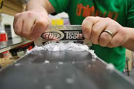 Ski Waxing and Edge Tuning - Coventry, Leamington Stratford area