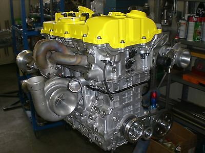 Engine N45 racing only dyno tested