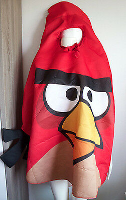 PMG Angry Birds Red Bird Licensed Oversized Costume Foam Unisex O/S a1
