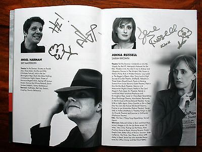 Guys And Dolls Piccadilly Theatre Programme 2005 - Signed By Most Of The Cast