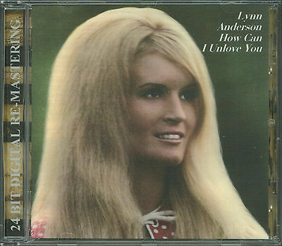 ANDERSON, LYNN - How Can I Unlove You