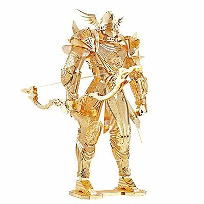 Metal Works 3D Laser Cut Models Puzzles Knight of Firmament Earth Puzzle Figures
