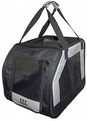 Pet Gear Carseat/Carrier For Cats And Dogs, Park Avenue Black