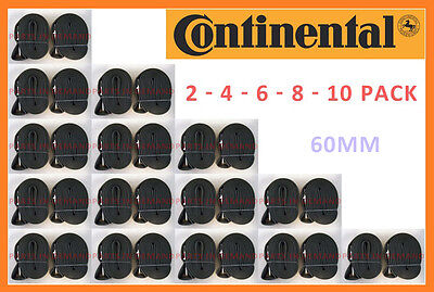 NEW BULK Continental RACE 28 700c x 18-25 60mm Stem Presta Valve Road Bike Tube