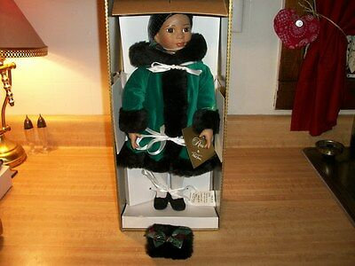 Vintage 1998 Magic Attic Club Rose Doll by Robert Tonner with COA Ltd Edition