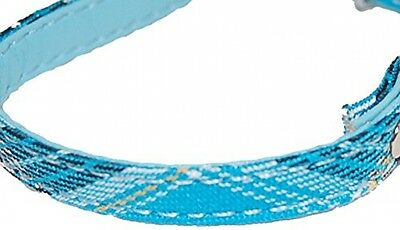 Pet Palace® Tartan Tiger Cat Safety Collar For Cats Who Are Proud Of Their
