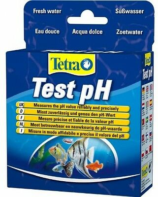 Tetra Freshwater PH Test Kit, 10 Ml