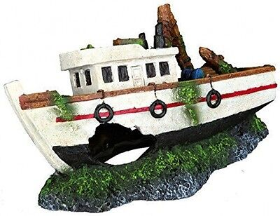 Trixie Fishing Boat Wreck, 15 Cm