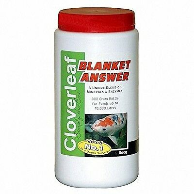 Cloverleaf Blanket Answer 800grm
