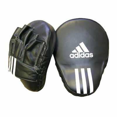 adidas Slim and Curved Focus Mitts