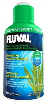 Fluval Plant Gro 250ml Fertilizer For Aquariums