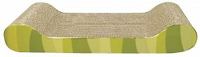 Catit Jungle Stripes Design Patterned Scratching Board With Catnip, Lounge