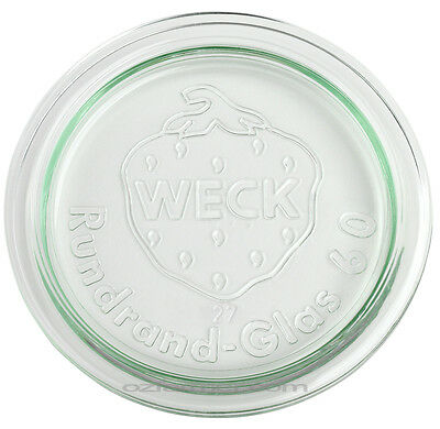 Lid Glass Small Suit Weck Preserving Co