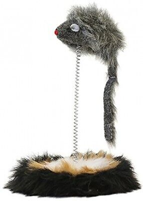 Lilli Pet Willy Spring Mounted Toy For Cats