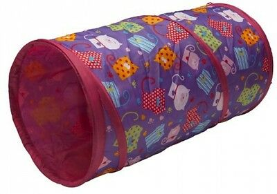 Cat Crinkle Tunnel Pet Toy