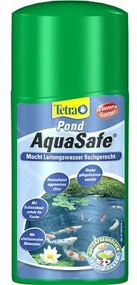 Tetra Pond Aquasafe, Quality Pond Water Treatment Pond Water Change Cleaning In