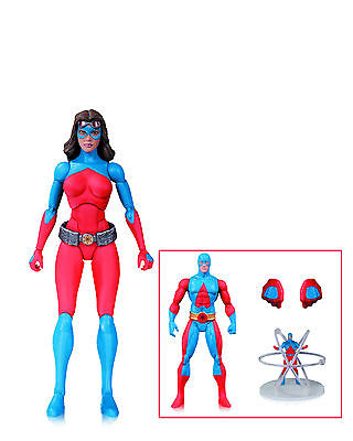 DC Icons Atomica Forever Evil Action Figure