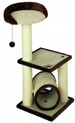 Nobby All Sisal Scratching Post For Cat, 38 X 38 X 90 Cm