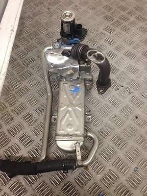 2010 Cayc 1.6 Tdi Diesel Seat Ibiza Egr Valve And Egr Cooler 03L131512Ce