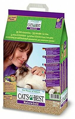 Cat's Best Nature Gold Cat Litter 20 Litre