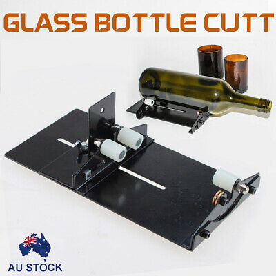 Glass Bottle Cutter Kit Craft Fashoin Art Cutting Machine Tool for Jar Recycle