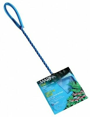 Marina Fine Soft Mesh Fish Net With Plastic Coated Handle, 7.5 Cm/ 3-inch