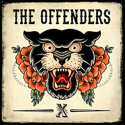 "Offenders ""x"" Lp"